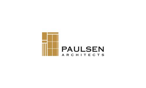 Logo Design - Paulsen Architects Logo