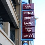 City Center Mankato Exterior Building Signage - Mankato Marketing Firm
