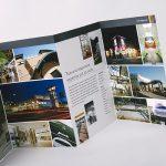 Marketing Materials - Brochure Design - ISG Mankato