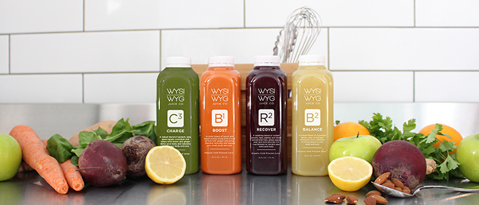 Product Naming - WYSIWYG Juice Company