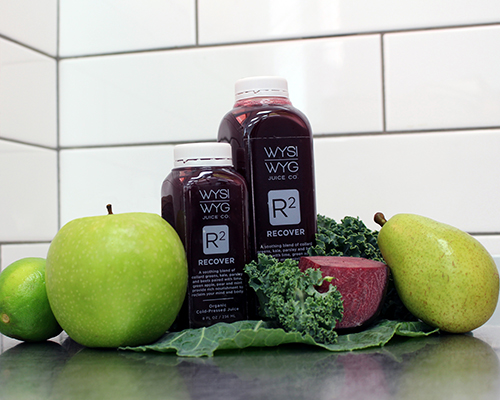 Product Naming & Packaging - WYSIWYG Juice Company