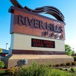 Monument Sign Development - River Hills Mall, Mankato, Minnesota