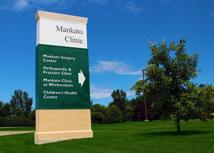 Monument Sign Design - Branding & Marketing In Mankato