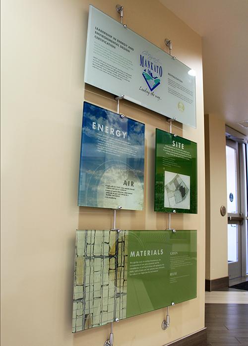 Interior Signage - Branding & Marketing