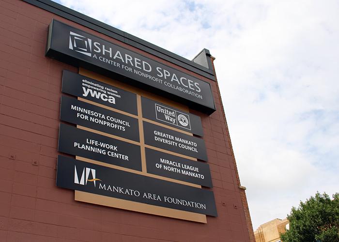 Exterior Building Sign Design - Business Signage