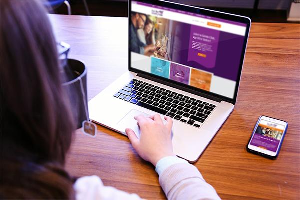 Website Design and Development - Nicollet County Bank