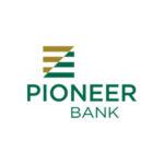 Pioneer Bank Logo Design - PresenceMaker - Mankato, MN