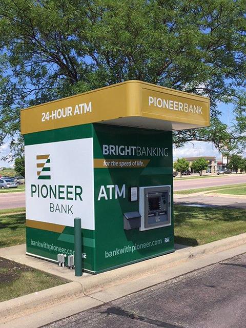 ATM Wraps In Mankato - PresenceMaker, Inc.