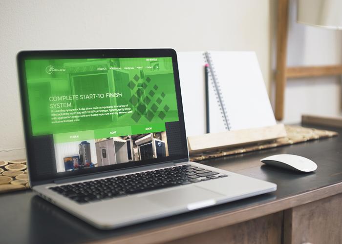 FinFlow Website - Website Development In Mankato