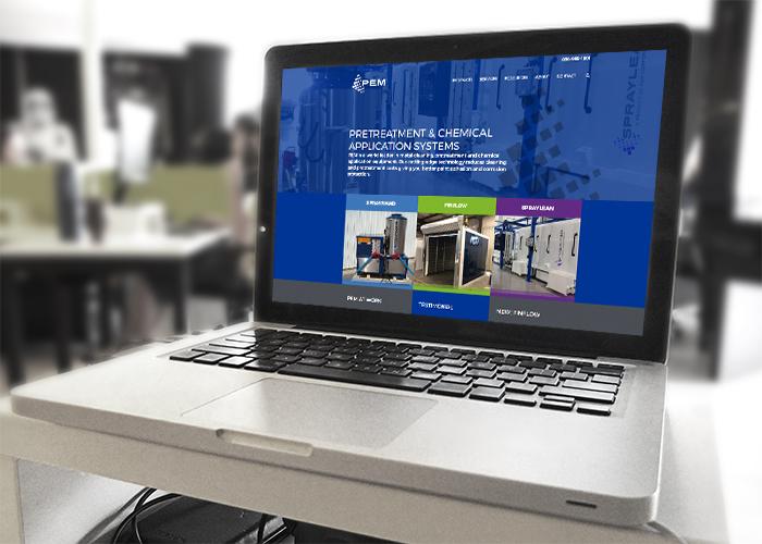 PEM Website - Web Design & Development In Mankato
