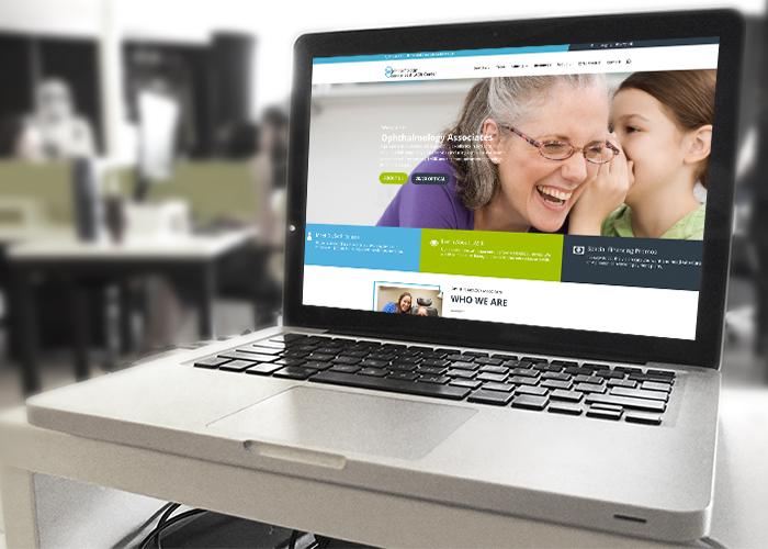 Mankato Eye Doctor Website - Web Design & Development