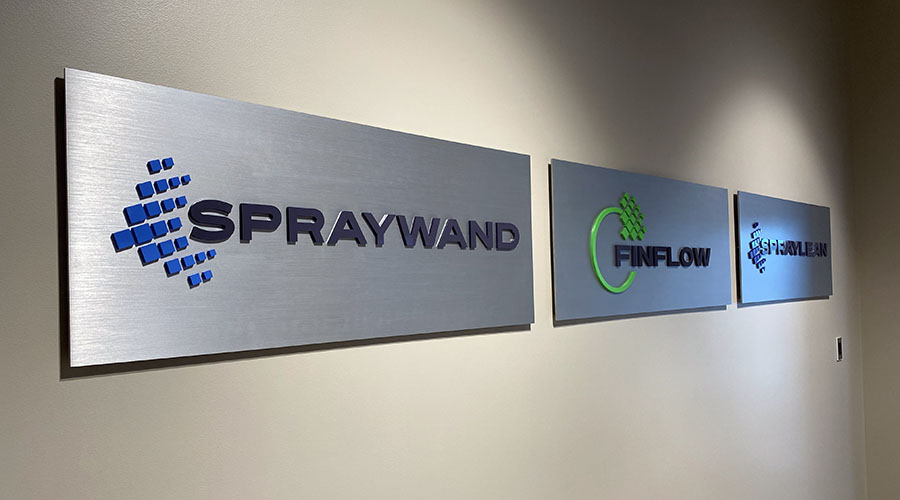 Interior sign design, production and installation